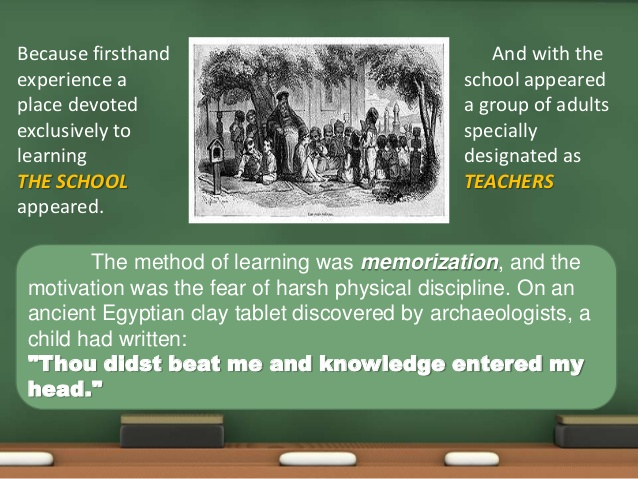 legacy of education
