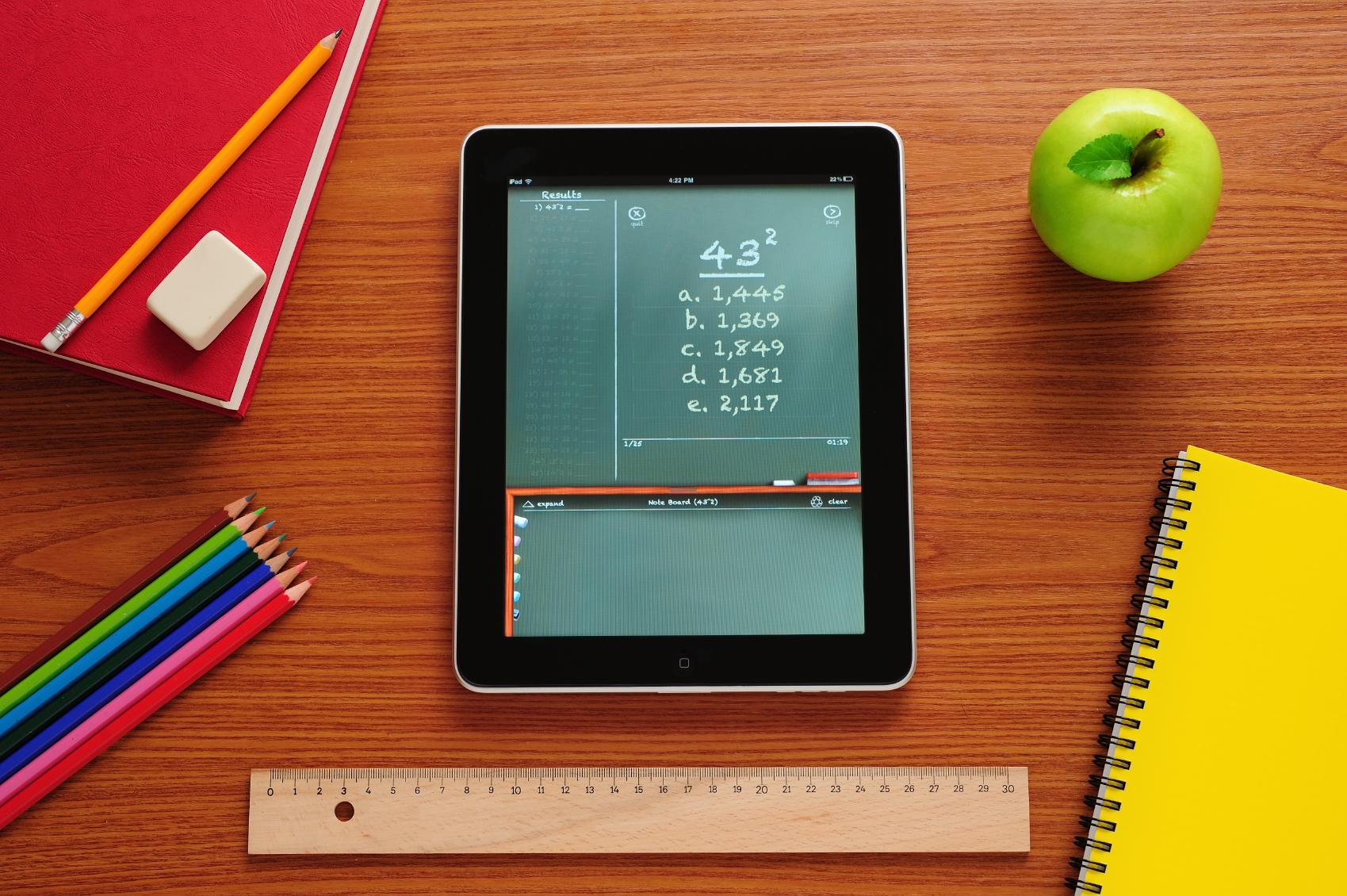 School Tablet Fekara